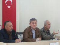 Ankara Şubesi Tarafından Şairler Meclisi Toplandı