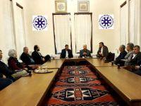 Şanlıurfa Şubesinde Eğitimci Yazar Mehmet Sarmış Sohbeti