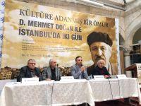 Yazarlardan D. Mehmed Doğan'a Vefa