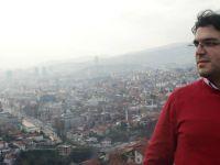 Ayhan Demir: Üsküp'ün ortasında Burmalı Camii