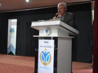 D. Mehmet Doğan ile Bilecik'te Medeniyet Söyleşisi