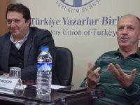 Türkez ve Bindesen Erzurum Şubesi'nin konuğu oldu