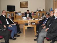 Türkiye Yazarlar Birliği'ni Ziyaret