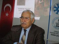 İzmir Şubesi'nde Mevlana ve Mevlevilik Söyleşisi Yapıldı