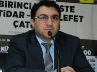 """Konya Şubesi'nde ''Birinci Mecliste İktidar –Muhalefet Çatışması"""" konuşuldu"""