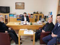 Mehmet Ali Bulut'tan TYB'yi ziyaret