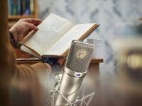 Görme Engelli Kardeşlerimiz İçin 19 Yılda 824 Kitap Okudu
