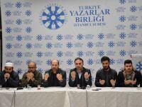 İstanbul Şubesi'nde Afrin'e Uluslararası Destek Toplantısı Gerçekleşti
