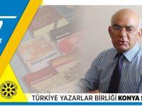 """Konya Şubesinde """"Türk Edebiyatında Zihniyet Değişimi"""" Programı"""