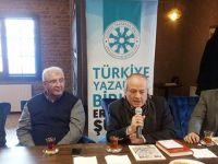 Erzurum Şubesi'nin Edebiyat Dergisi Hüma Tanıtıldı