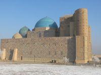 Türkistan Şehri: Yesevî Kıtalarının Gönül Başkenti