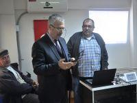 İzmir Şubesi'nde Nüfus defterleri açıldı