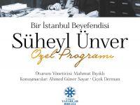 Doğumunun 120. Yılında Süheyl Ünver TYB İstanbul'da Anılıyor