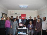 İzmir Şubesi'nde Yusuf Züleyha aşkı