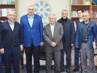 Ak Parti İl Başkanı Öz TYB Erzurum Şubesi'nde Konuştu