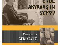 Bursa Şubesi' nde Erol Akyavaş'ın Seyr'i Programı