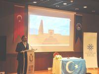 İstanbul Şubesi Doğu Türkistan'daki Zulmü Gündeme Getirdi