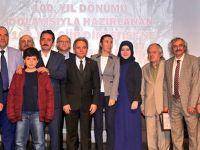 """Erzurum Şubesi'nin  """"100.Yıl Şiir Dinletisi""""nde Afrin Vurgusu"""