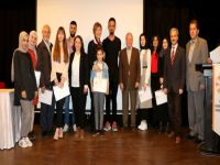 Trabzon Şubesi' nde 18 Mart Çanakkale Şehitleri Anısına