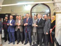 'Savaşın Mağduru Suriyeli Sanatçılar Resim Sergisi' TYB İstanbul'da açıldı