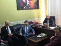 TYB Ankara Şubesinden Tarımsal Kalkınma Vakfını Ziyaret