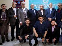 Başkan Sekmen TYB Erzurum Şubesi'nin Konuğu Oldu