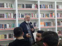Şair-Yazar Ressam Minyatür Sanatçısı Hattat Ahmet Efe'yi Dinledik