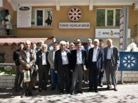 """Ankara Şubesinde """"1 Yazar 1 Kitap"""" programı"""