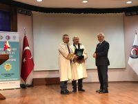 Çanakkale Onsekiz Mart  Üniversitesi'nden D. Mehmet Doğan'a Fahri Doktora