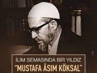 Mustafa Âsım Köksal TYB İstanbul'da Anılacak