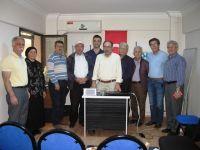 İzmir Şubesinde Arkeolojik kazılar masaya yatırıldı