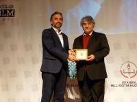 """İstanbul Şubesinde """"3. Genç Öncüler Kısa Film Yarışması""""nın ödülleri verildi"""