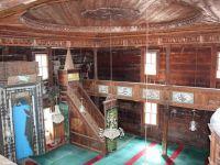 Zamana Meydan Okuyan 7 Çivisiz Ahşap Cami