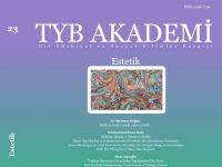 TYB Akademi'nin Estetik sayısı çıktı