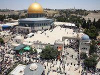 Kudüs'ü Şerif tarihinin en zor gününü yaşayacak!