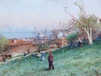 Batı Osmanlı'yı Zonaro'nun Fırçasından Tanımış