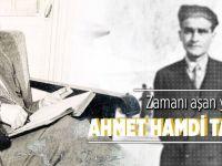Zamanı aşan yazar Ahmet Hamdi Tanpınar