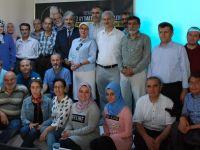 Konya Şubesinde Cengiz Aytmatov ve Mankurtluk Konuşuldu