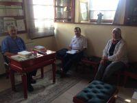 Ankara Şubesinden Altındağ Şair ve Yazarlar Evi Müzesini Ziyaret