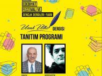 Uzak Ülke Dergisi TYB İstanbul'da Tanıtılacak