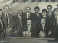 TYB'nin 40. Yılında ilk 40 üyemiz: Ali Akbaş