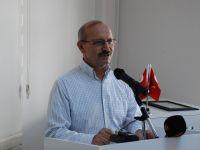 Prof. Dr. Saim Sakaoğlu Konya Şiirlerini anlattı