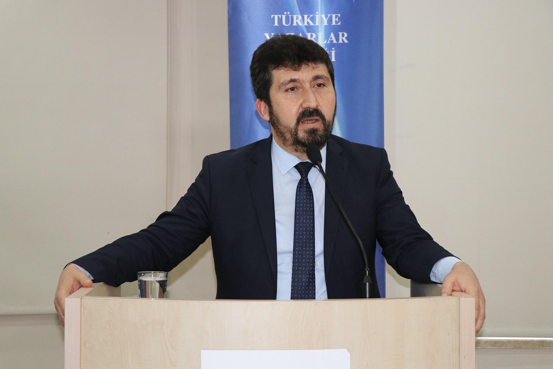 TYB Genel Başkanı Prof. Dr. Musa Kazım Arıcan