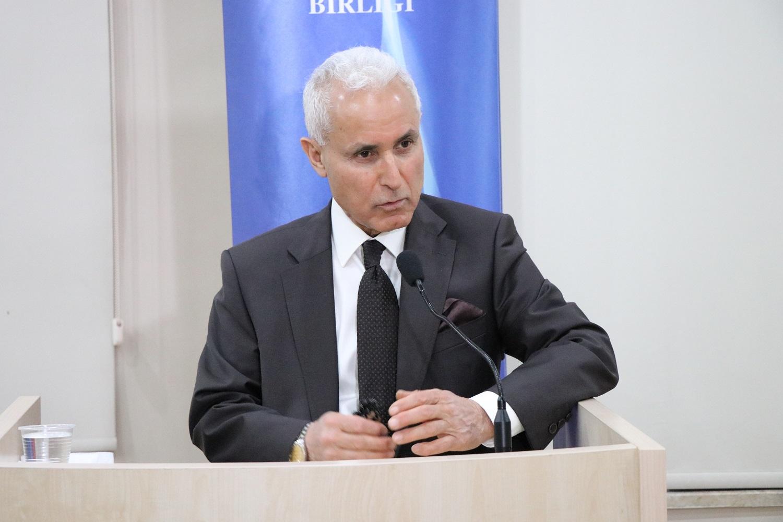 Prof. Dr. Mehmet Emin Özdoğan