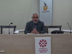 Mesnevî Okumaları -35- Prof. Dr. Zülfikar Güngör