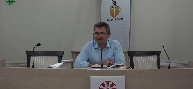 Mesnevî Okumaları -36- Dr. Fahrettin Coşguner