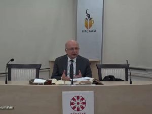 Mesnevî Okumaları -38- Prof. Dr. Adnan Karaismailoğlu