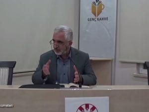 Mesnevî Okumaları -39- Prof. Dr. Zülfikar Güngör