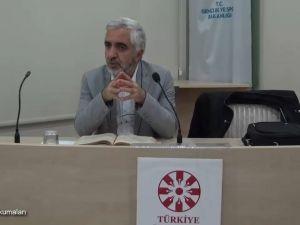 Mesnevî Okumaları -44- Prof. Dr. Zülfikar Güngör