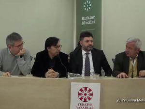 20 Yıl Sonra Mehmet Akif İnan